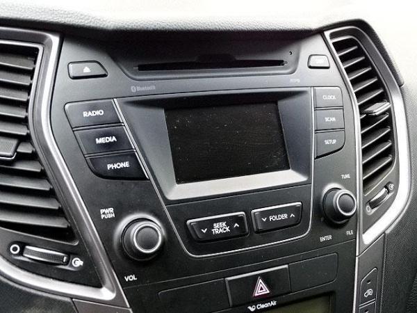 Hyundai Santa Fe CRDI 4WD DE año 2014
