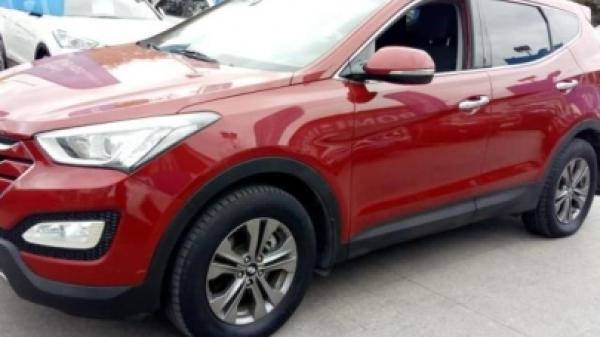Hyundai Santa Fe 2.4 DM GLS Auto año 2014