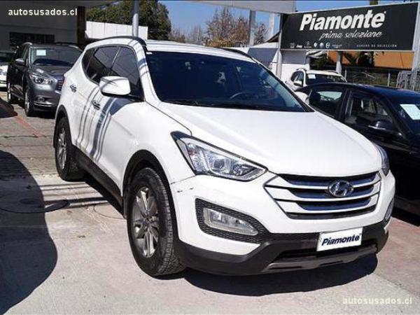 Hyundai Santa Fe GLS 2.2 año 2014