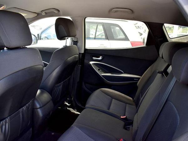 Hyundai Santa Fe SANTA FE GLS 2.4 año 2014