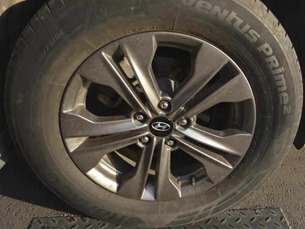 Hyundai Santa Fe Santa Fe Gls 2.4 At año 2014