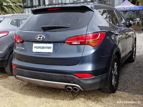 Hyundai Santa Fe 2.4 MT 4X2 año 2014