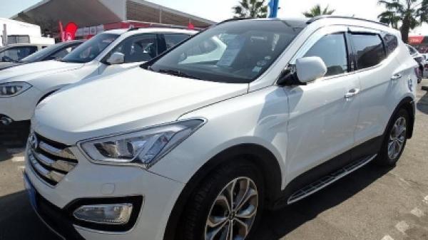 Hyundai Santa Fe GLS año 2014