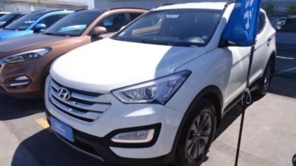 Hyundai Santa Fe 2.4 año 2014