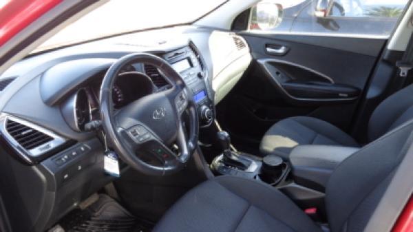 Hyundai Santa Fe CRDi AWD año 2014