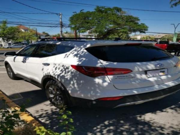Hyundai Santa Fe 2.4 DM GLS año 2014