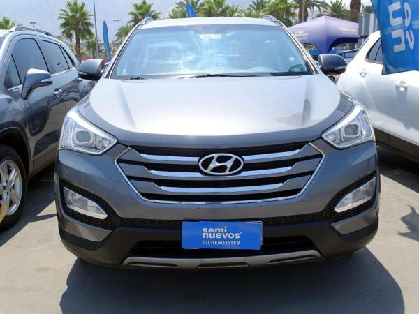 Hyundai Santa Fe CRDI 4WD año 2015