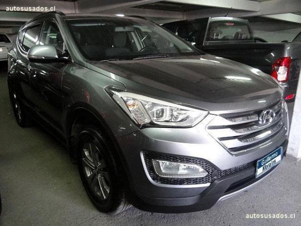 Hyundai Santa Fe GLS año 2015