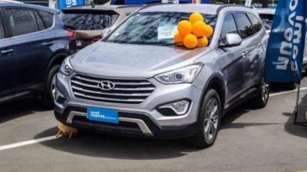 Hyundai Santa Fe GRAND SANTA FE 3.3 GLS año 2015