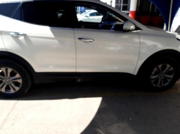 Hyundai Santa Fe  año 2015