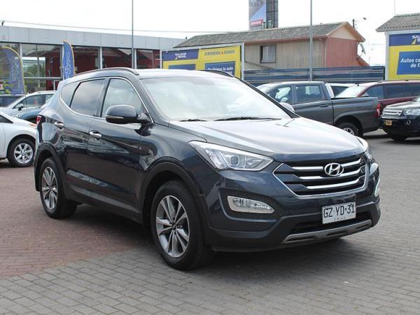 Hyundai Santa Fe SANTA FE GLS 2.4 AT año 2015