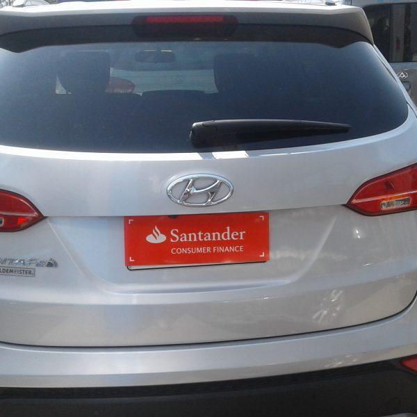Hyundai Santa Fe 2.4 DM GLS año 2015