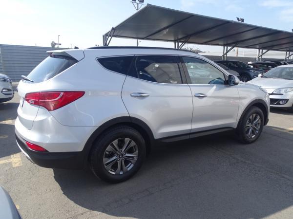 Hyundai Santa Fe MT año 2015