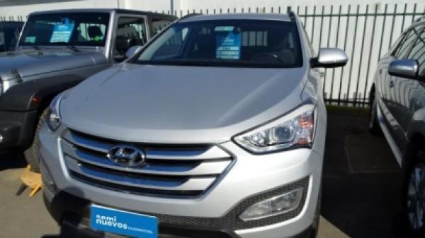 Hyundai Santa Fe - año 2016