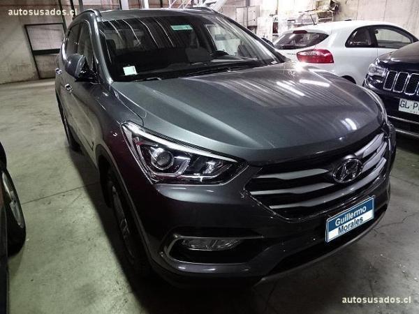 Hyundai Santa Fe GLS año 2016
