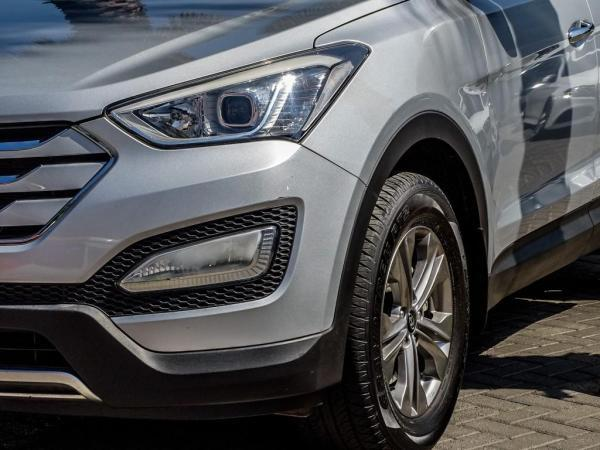 Hyundai Santa Fe 2.4 año 2016