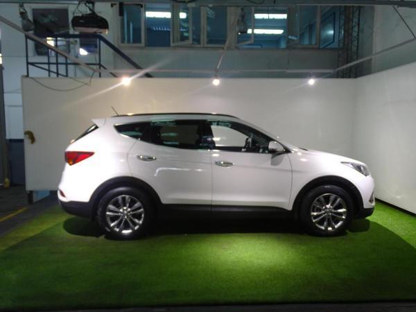 Hyundai Santa Fe DM WGN GLS año 2016