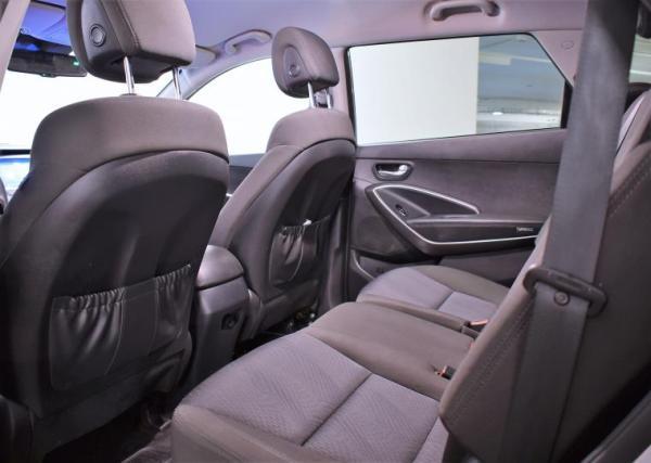 Hyundai Santa Fe 2.2 4X4 año 2018