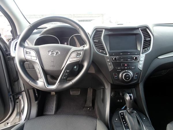Hyundai Santa Fe FE NC 3.3 AT GLS PE NAV año 2018