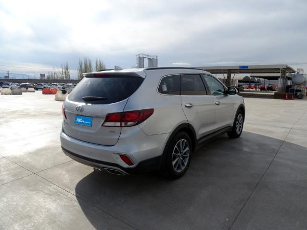 Hyundai Santa Fe NC 3.3 AT GLS PE NAV año 2018