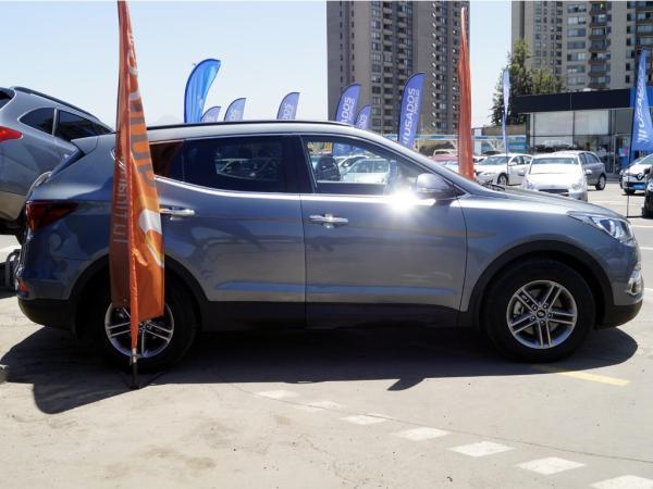 Hyundai Santa Fe CRDi 2.2 MT año 2018