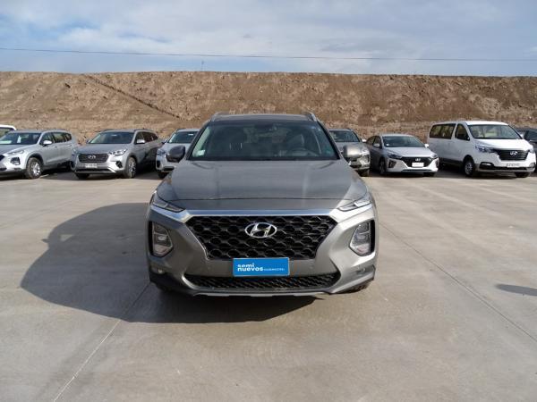 Hyundai Santa Fe TM 2.2 CRDI E6 AT 4WD LIM año 2019