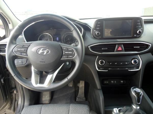 Hyundai Santa Fe TM 2.4 MT año 2020
