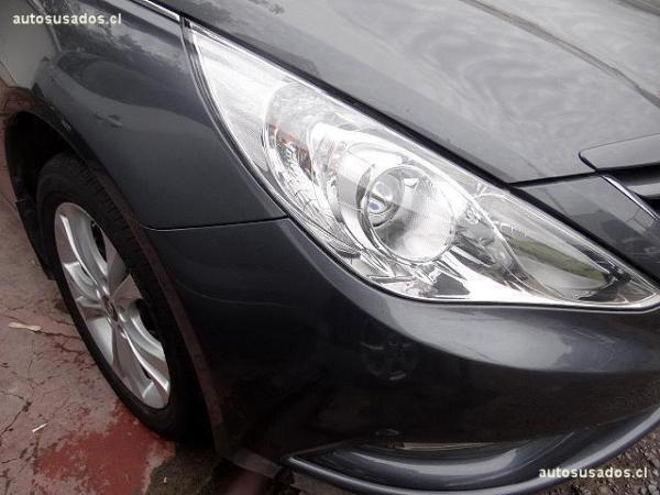 Hyundai Sonata  año 2011