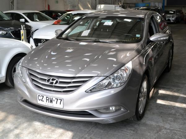 Hyundai Sonata GL año 2011