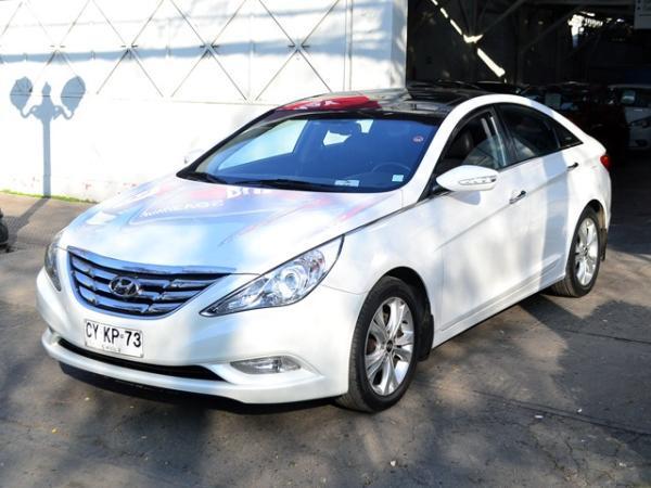 Hyundai Sonata YF GLS año 2011