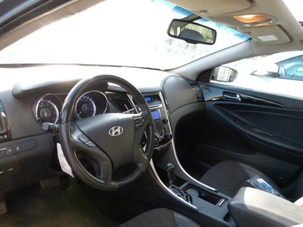 Hyundai Sonata  año 2012