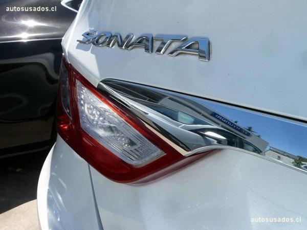Hyundai Sonata 2.0 año 2014
