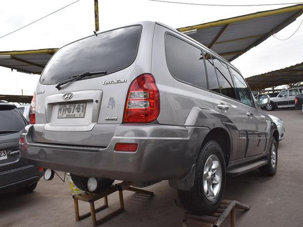 Hyundai Terracan crdi año 2005