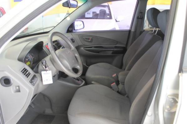 Hyundai Tucson TUCSON GL 4X4 2.0 año 2008