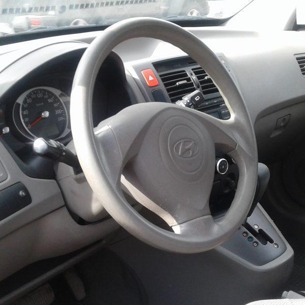 Hyundai Tucson 2.0 GL 2WD año 2008