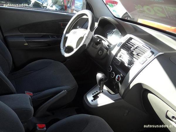 Hyundai Tucson GLS año 2008