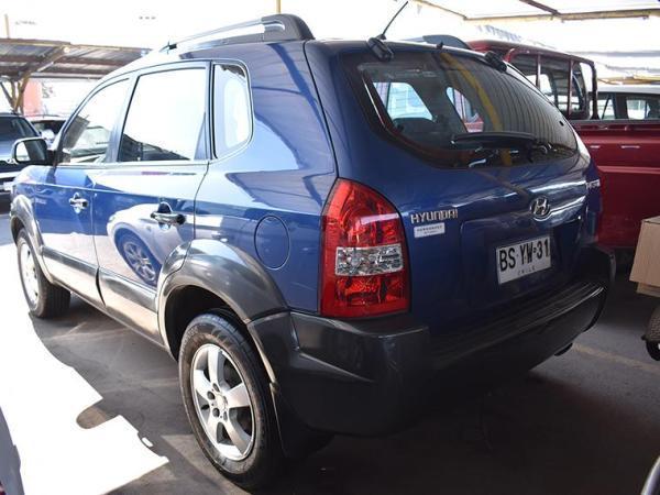 Hyundai Tucson . año 2008