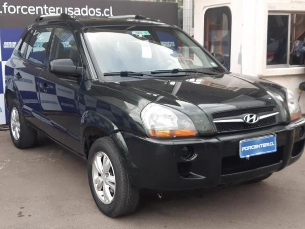 Hyundai Tucson GL 2.0 año 2009