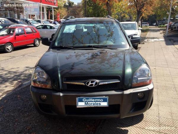 Hyundai Tucson GL año 2009