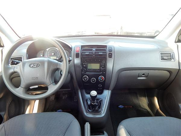 Hyundai Tucson 452 TUCSON GL 2.0 año 2010