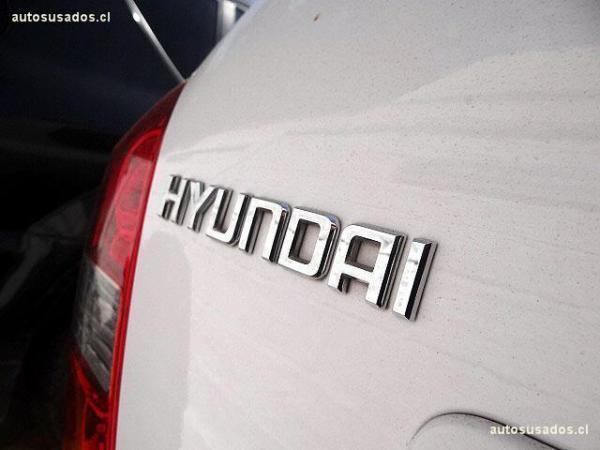 Hyundai Tucson GL año 2010