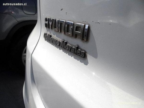 Hyundai Tucson  año 2011