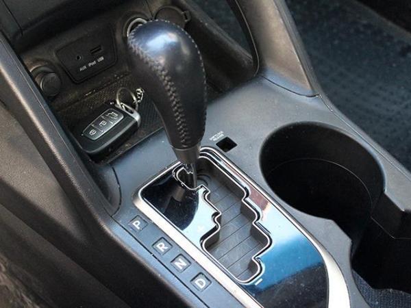 Hyundai Tucson 4WD AT año 2011