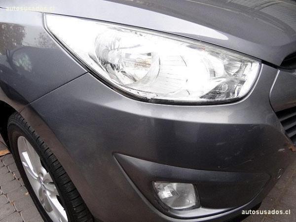 Hyundai Tucson 2.0 GL 4WD 5MT AC año 2011