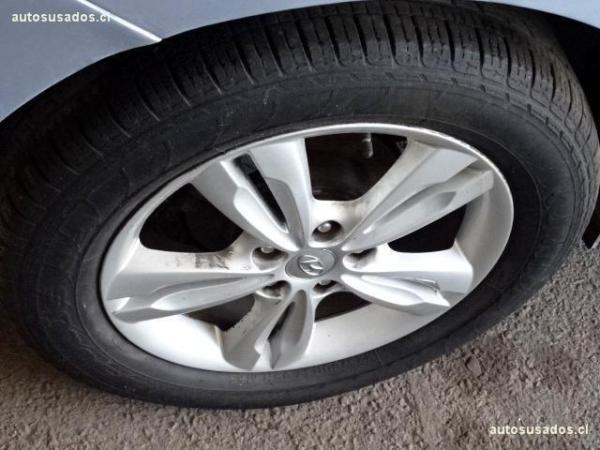Hyundai Tucson GL año 2012