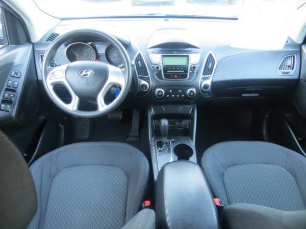 Hyundai Tucson 2.0 GSL 4X4 año 2012