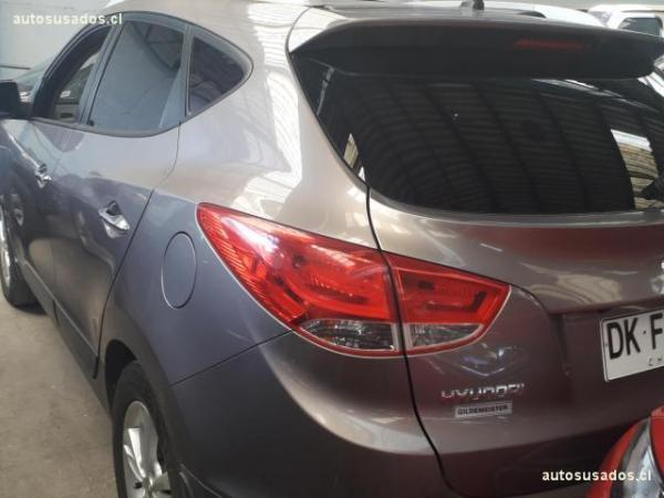 Hyundai Tucson 4x4 año 2012