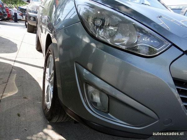 Hyundai Tucson GL 2.0 año 2012
