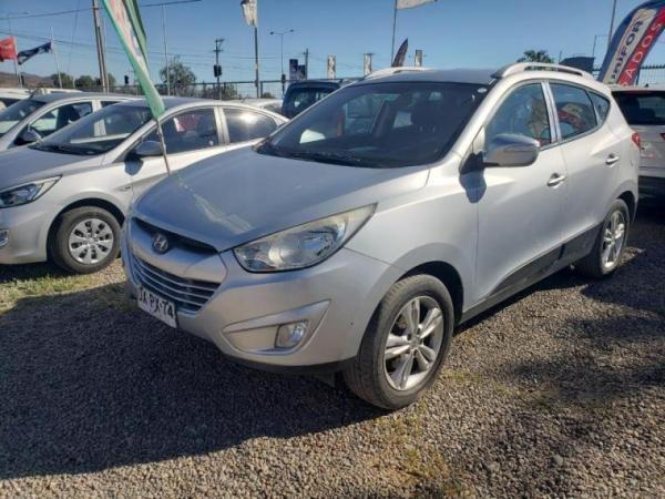 Hyundai Tucson NEW 2.0 año 2012