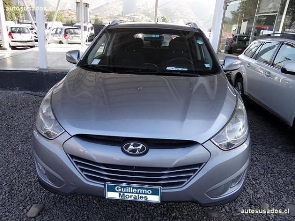 Hyundai Tucson CRDI año 2012